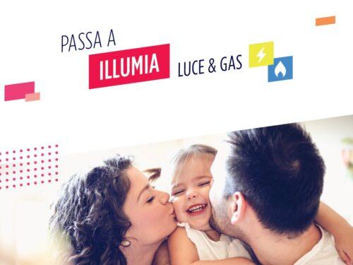 Nuovo servizio fornitura LUCE e GAS